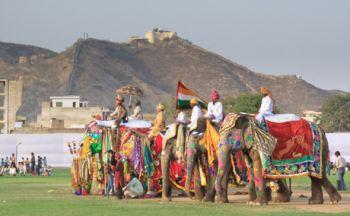 Circuit classique en Inde du Nord en vingt deux jours