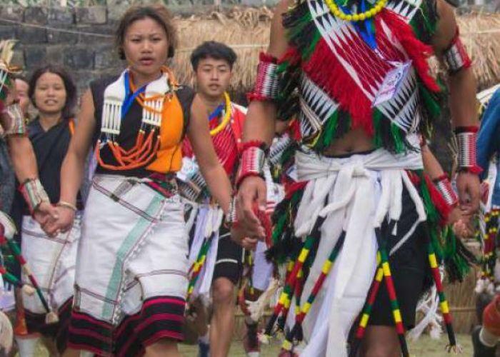 Le Hornbill Festival en seize jours