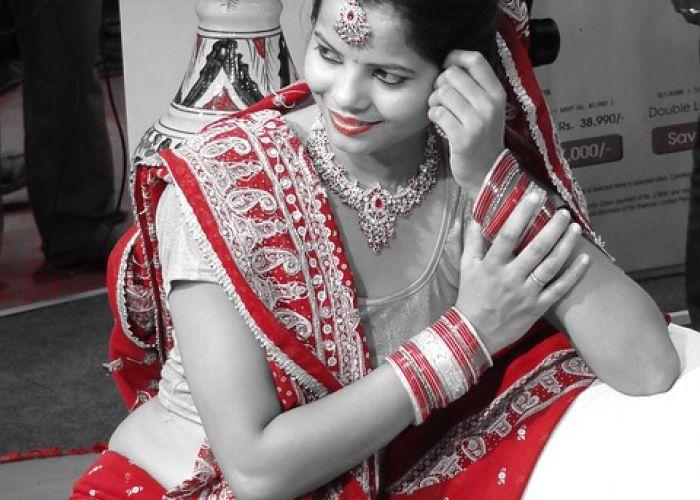 Voyage en Inde : le sari