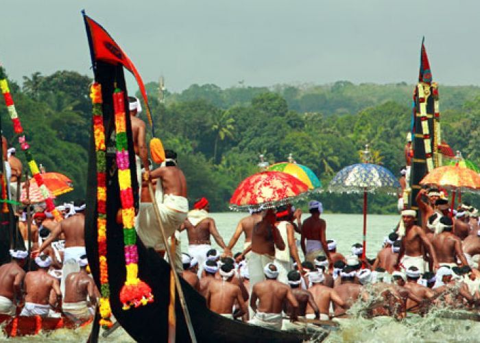 Voyage en Inde du Sud : Tamil Nadu - Kerala en quatorze jours