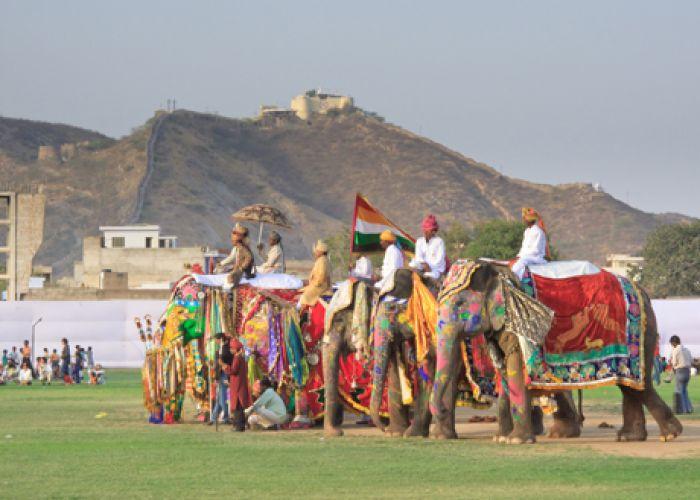 Circuit organisé en Inde du Nord: exploration en vingt deux jours
