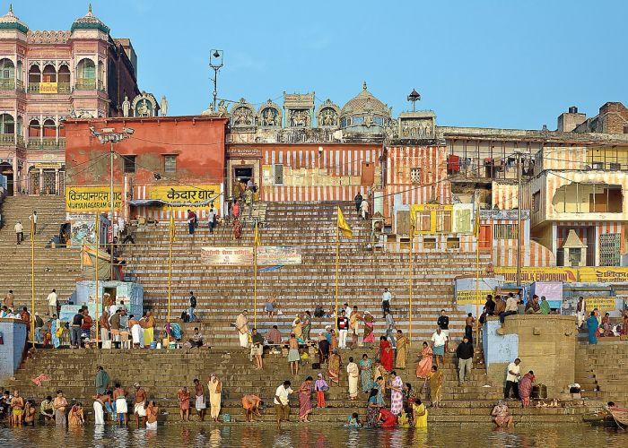 Séjour en Inde : Au Rajasthan et à la Mère des fleuves en vingt jours