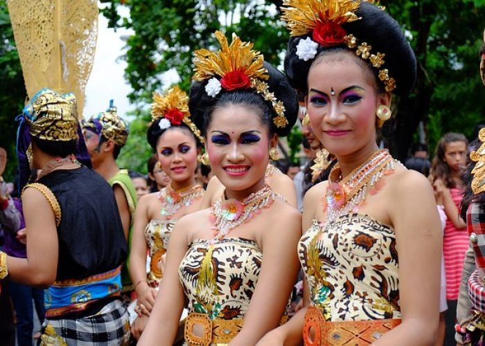 Culture Indonesia : Les festivals