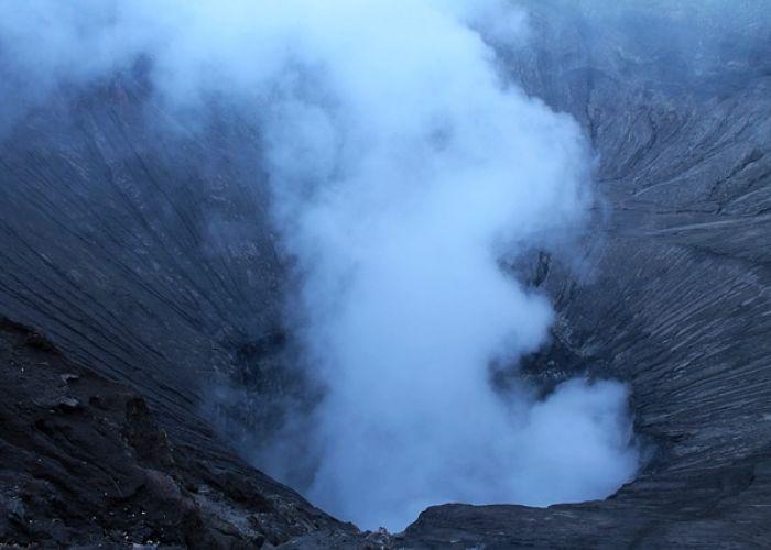 Voyage en Indonésie: Le volcan Bromo