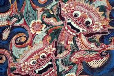 Voyage en Indonésie: Le Batik