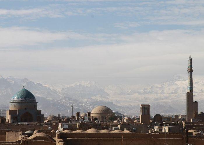 Voyage en Iran, extension aux portes du désert en trois jours