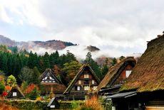 Circuit sur-mesure Japon : Les villages de Shirakawa-go et Gokayama