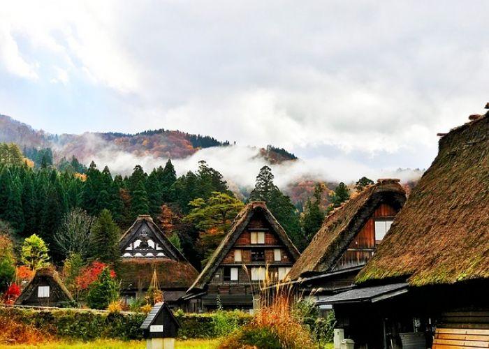 Voyage au Japon: Les villages historiques de Shirakawa-go et Gokayama
