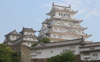 Voyage au Japon: Le château de Himeji