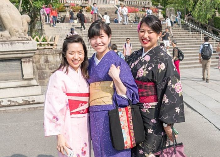 Le Kimono, symbole de la culture nippone