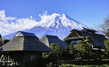 Circuit Japon : Mont Fuji