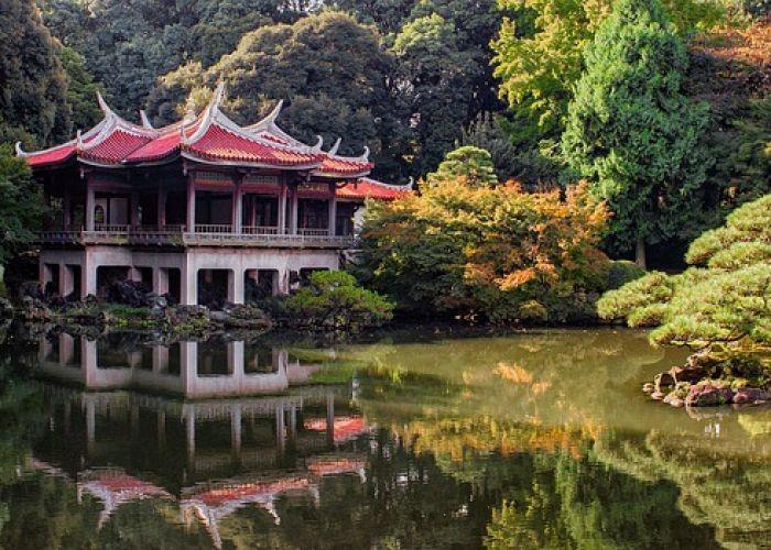 Voyage au Japon: Les Monuments historiques de l'ancienne Nara