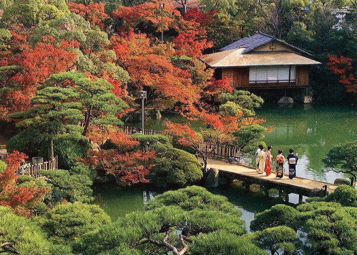 Circuit organisé au Japon, découverte de Kobe et Arima onsen