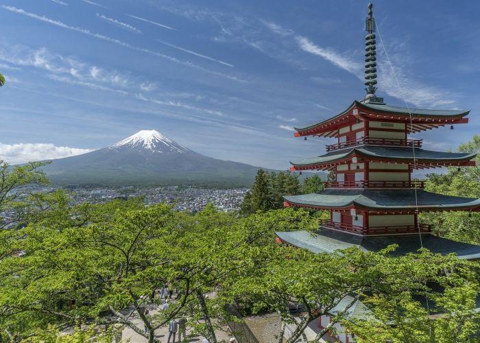 Circuit en moto au Japon en vingt-quatre jours