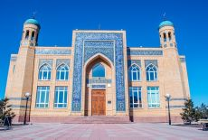 Voyage au Kazakhstan : Le mausolée de Khoja Ahmed Yasawi