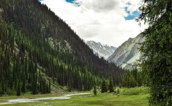 Trek Kirghizistan : Alpinisme et escalade dans le Pamir et le Tienshan