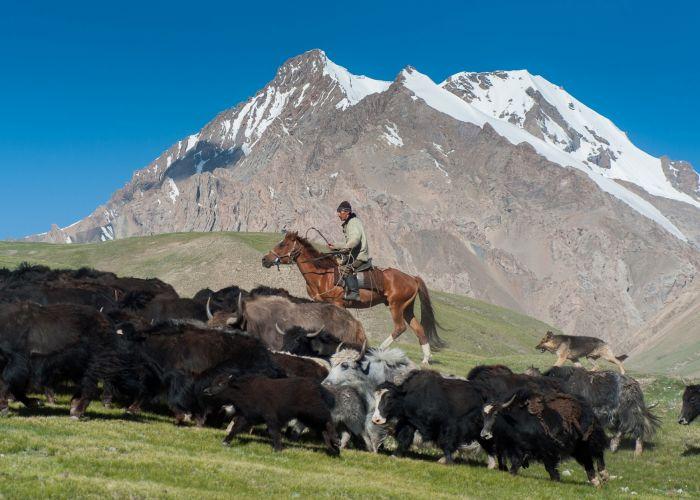 Voyage combiné Chine - Kirghizstan en vingt huit jours
