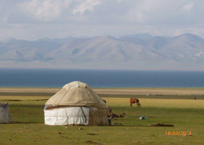 Voyage découverte kirghize en douze jours