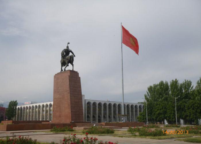 Un séjour au Kirghizstan