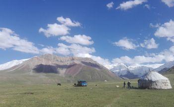 Circuit découverte sur-mesure au Kirghizistan en douze jours