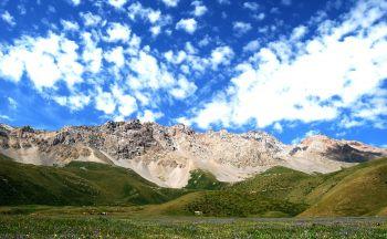 Découverte des lacs du Tienshan et Pamir en seize jours