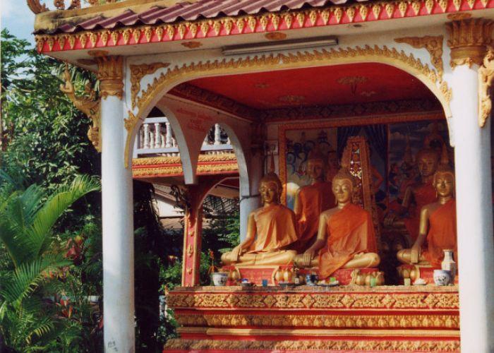 Voyage au Laos: Les fêtes au Laos