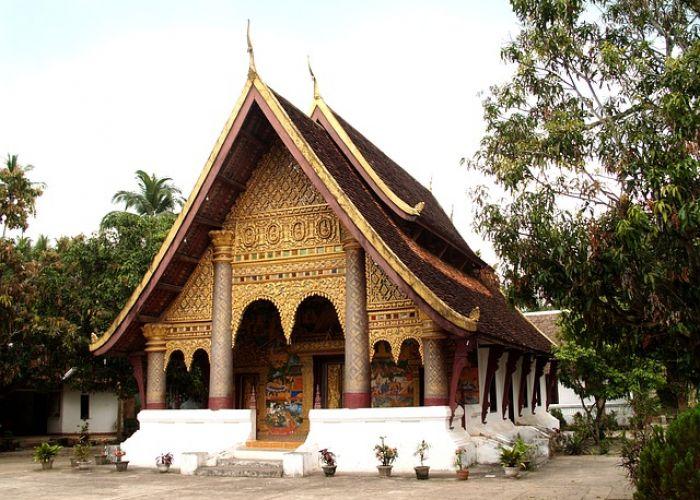 Hôtels coloniaux au Laos