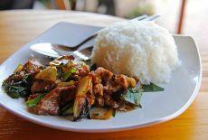Tour Laos : le Lap, plat national