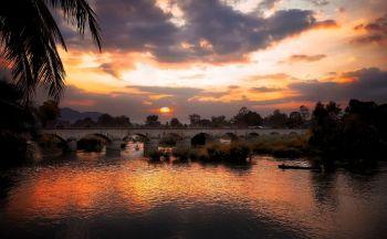 Séjour au Laos : Paksé et les quatre mille îles en cinq jours