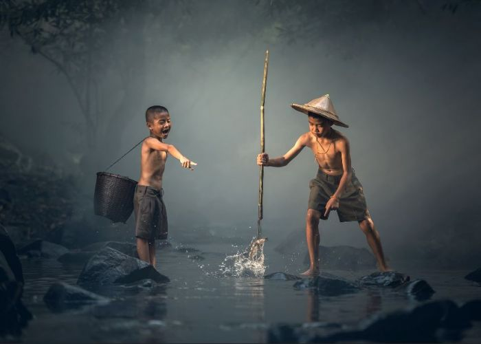 Voyage combiné Indochinois : Laos et Cambodge en seize jours