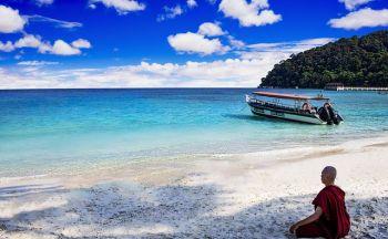 Séjour Malaisie continentale et Bornéo : Les plages