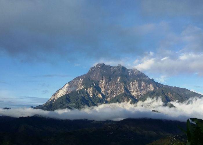 Extension ascension du Mont Kinabalu en trois jours