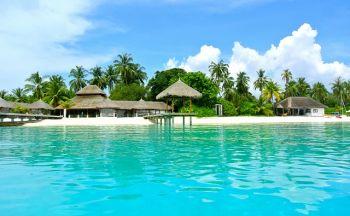 Voyage Maldives : Fugue bleue
