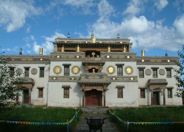 Voyage découverte de la Mongolie centrale en sept jours