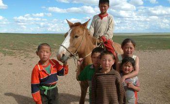 Voyage découverte de la steppe mongole en douze jours