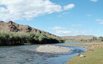 Séjour organisé en Mongolie: excursion à Terelge en deux jours