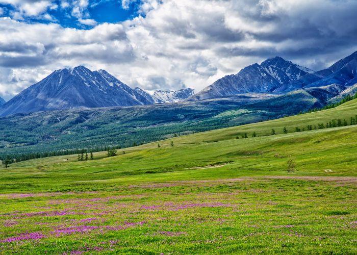 Voyage combiné Transsibérien: Chine et Mongolie en dix jours