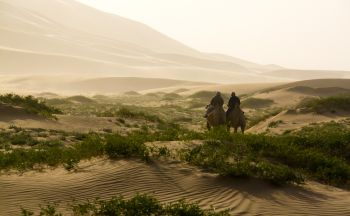 Extension aux dunes chantantes, Gobi extrême sud en quatre jours