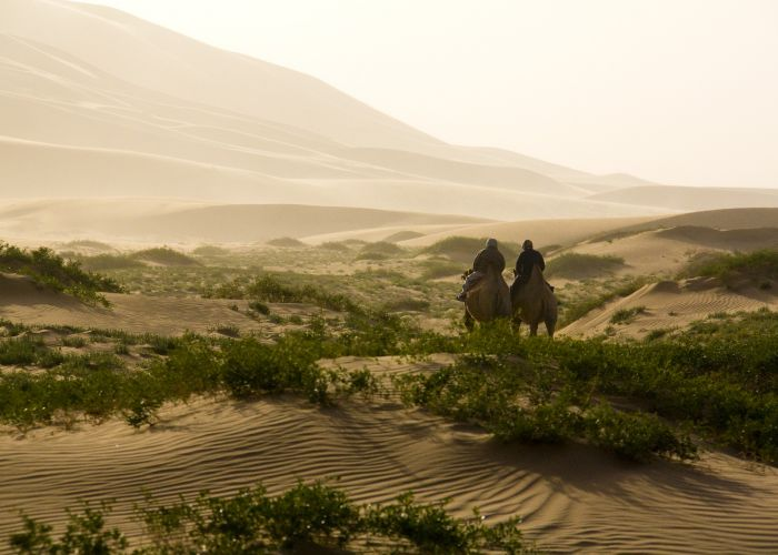 Voyage en Mongolie : Excursion aux dunes chantantes en quatre jours