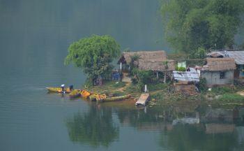 Extension mini trek himalayen sous tente en cinq jours
