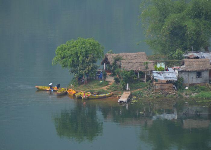 Séjour organisé au Népal: randonnée en montagnes en cinq jours