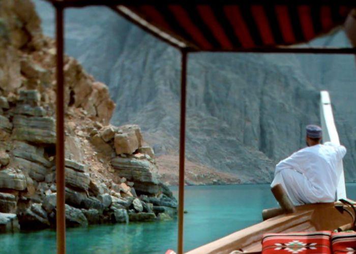 Voyage sur-mesure à Oman : Excursion à Khasab en trois jours