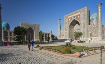 Essentiels de l'Ouzbékistan en douze jours