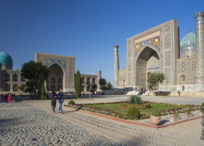 Voyage en Ouzbékistan en treize jours