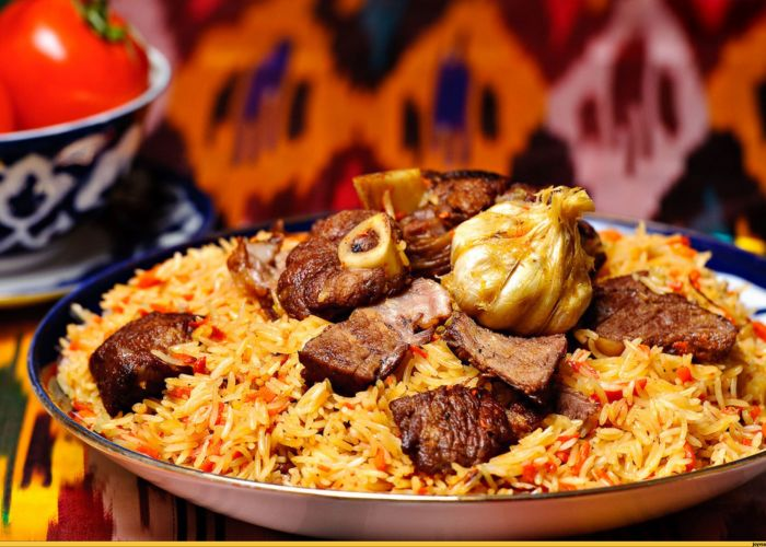 Circuit gastronomique en Ouzbékistan en groupe en huit jours