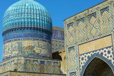 Voyage en Ouzbékistan: entre coupoles turquoises et désert
