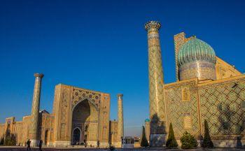 Essentiels de l'Ouzbekistan en groupe en onze jours