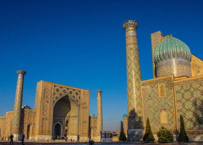 Voyage en groupe en Ouzbékistan: les incontournables en onze jours