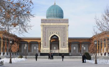 Essentiels de l'Ouzbékistan en groupe en neuf jours