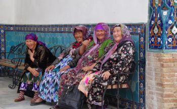 Extension dans la vallée de Ferghana Ouzbek en deux jours